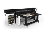 Mašina za digitalnu štampu na pločastim materijalima