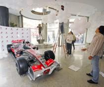 VIP - vodafone Formula 1, Progres